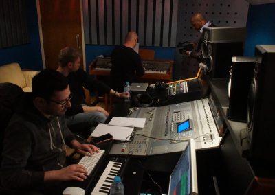a star, studios, artists, music, manchester, recording, studio